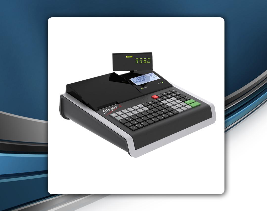 Elzab Alfa Max E - kasa fiskalna