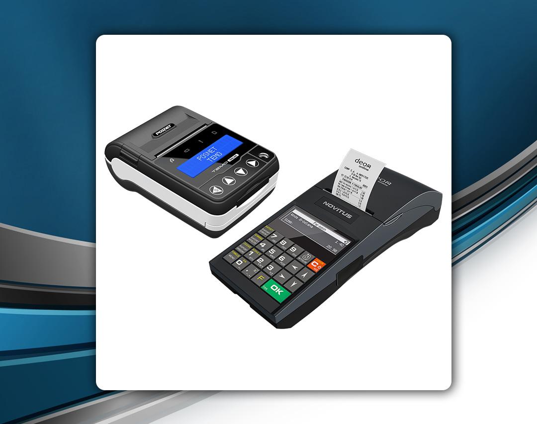 Mobilne drukarki online od Posnet i Novitus